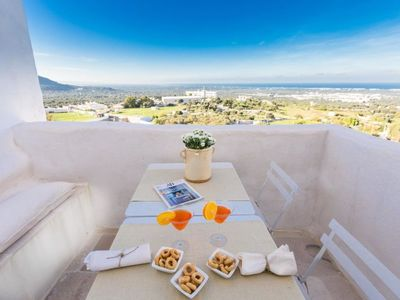 Photo for Vacation home Leonard panoramic apartment  in Ostuni, Puglia - Trulli, Valle d'Itria - 4 persons, 2 bedrooms