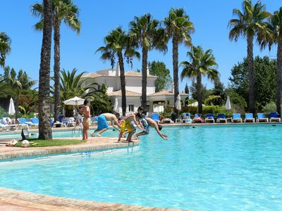 Photo for Great family break at beach, golf and water sports in Quinta do Lago - Algarve