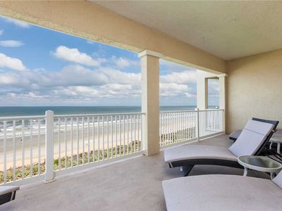 Photo for 661 Cinnamon Beach, 3 Bedroom, Sleeps 8, Ocean Front, 2 Pools, Elevator