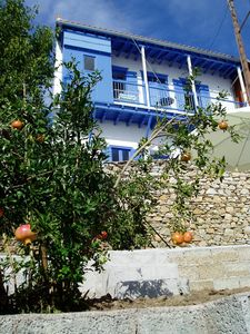 Photo for Refurbished Traditional Townhouse and Garden with Amazing Sea and Island Views