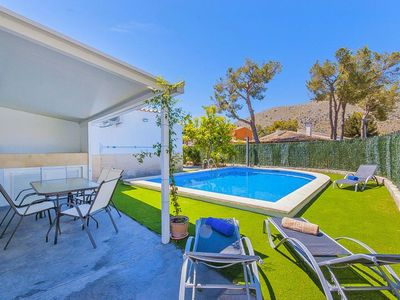 Photo for holiday home, Puerto de Alcúdia  in Mallorca Nord - Ostküste - 8 persons, 4 bedrooms