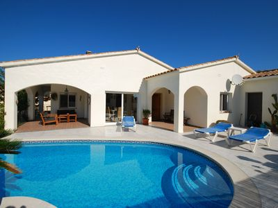Photo for Luxurious Villa in Calonge with Swimming Pool