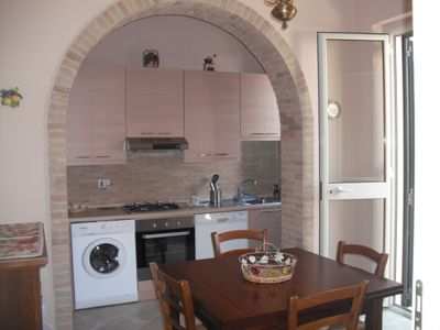 Photo for Vacation in a house near the sea in Bagnara Calabra.