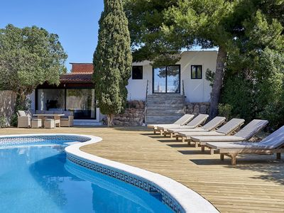 Photo for Exclusive Villa Krista in Ibiza, with 7 bedrooms, private pool, 14 sleeps