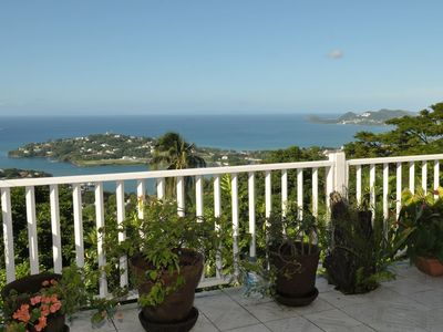 Photo for Morne Seaview Apartment 1