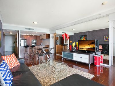 Photo for Apartment 1293 features 2 bedrooms and 2 bathrooms and it is ideal for a small f