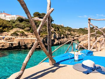 Cala en Brut, Balearic Islands, Spain