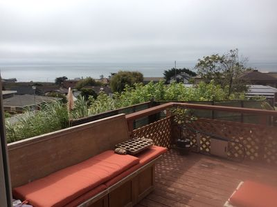 Photo for JUST NORTH OF SANTA CRUZ! Unique Home with Stunning Views!    30 night minimum