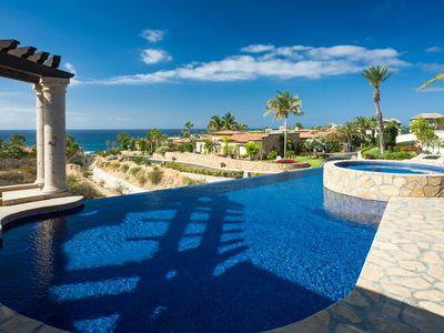 Photo for Luxury 5BR Ocean View Casa Contenta w/ WiFi, Private Pool, Theater Room + More!