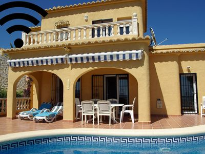 Photo for CASA MARTINE - Three Bedroom Villa, Sleeps 6
