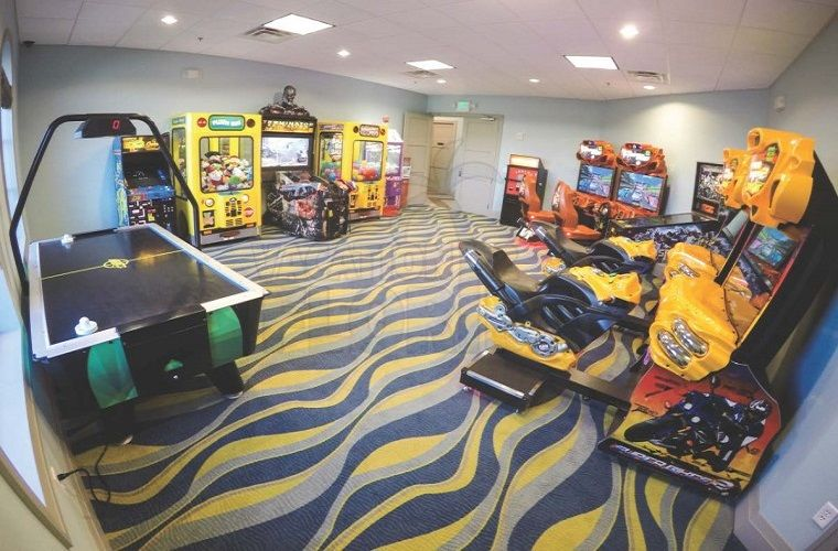 Fully Loaded! Theater, Billiards, Arcade, Airconditioned Game Room, Free Wifi