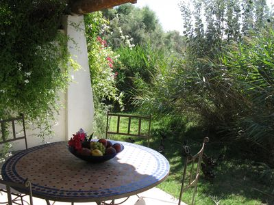 Photo for Gîte Les Citrons for 2 people. South and sheltered terrace
