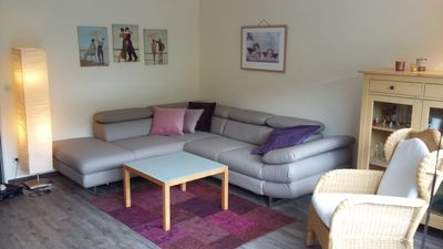 Photo for Relaxation in Waldrandlage, very cozy and well-kept apartment