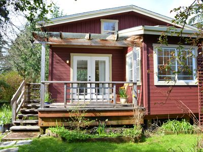 Photo for South Beach One Bedroom Cabin in Tofino