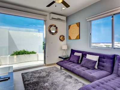 Photo for Penthouse Skyline 2 Bedrooms/Priv Balcony