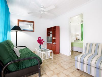 Relaxing vacation or extended stay rental, available year-round, near the beach