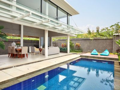 Photo for 2 Bedroom Villa in Nusa Dua Area with Swimming Pool