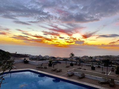 Photo for 508 Sunset Ocean View Apartment!