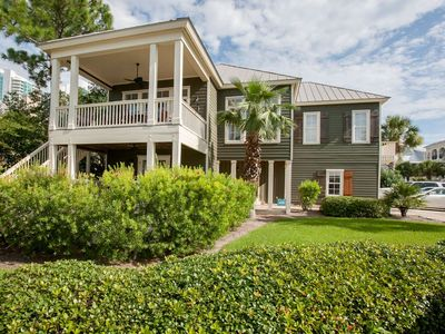 Photo for FREE GOLF, FISHING, DVD RENTALS, WATERVILLE AND ESCAPE ROOM TICKETS - 4 bdrm/3.5 bath home