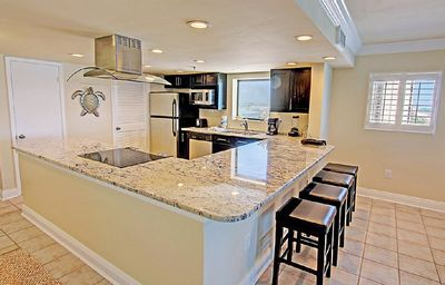 """Photo for """"Breakers East 801""""~Gulf Front~2BR/2BA~REMODELED END UNIT~Bch Setup Included!"""