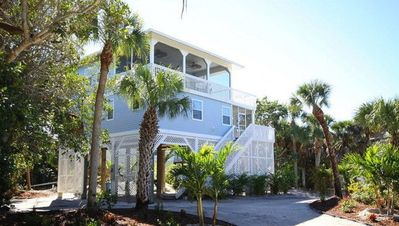 Photo for Walk to Private Deeded Access Beach and Island Club