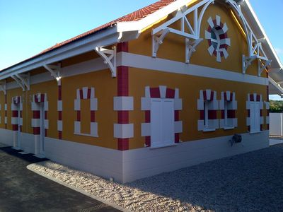 Photo for Beautiful new house Lacanau 200 m shops and beaches in a quiet street