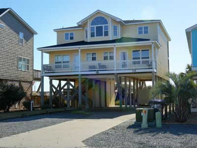 Photo for Oceanfront Perfect for Families!