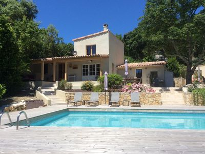 Photo for Audevie Cailhau - character house with swimming pool - not far from Carcassonne