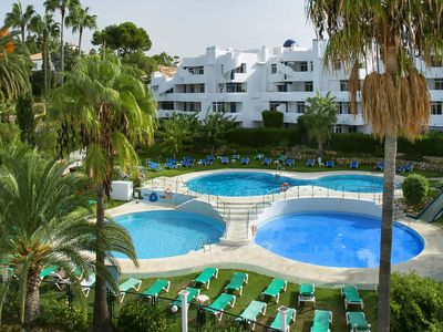 Photo for 3BR Apartment Vacation Rental in Mijas, Andalucía