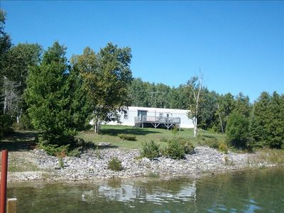 Private Lakefront Home - Harbor View Overlooking Sturgeon Bay