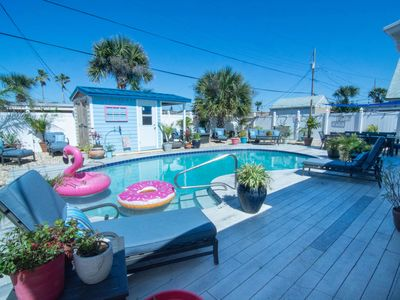 Photo for Kokomos - A Slice of Paradise steps from the ocean ( and the intracoastal )