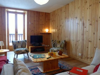 Photo for Apartment Chalet Le Tour in Argentière - 5 persons, 2 bedrooms