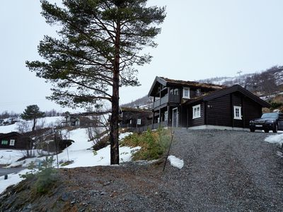 Photo for Well equipped cabin sorunded with the best of moutains and fjords