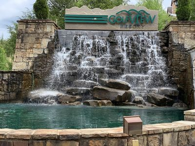 Golfview Resort ( Dollywood Condo)