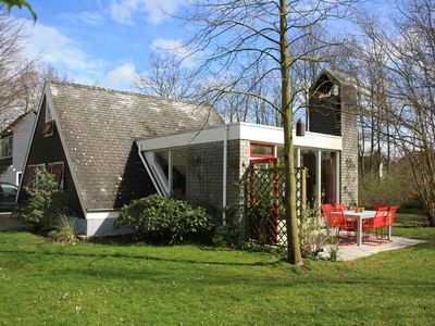 Photo for Cozy holiday home in the child-friendly holiday park Aquadelta / Hoogerwerf