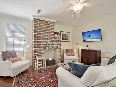 Photo for The Colonial (Suite B) - 2 Bed/1 Bath with off-street parking (circa 1840's)