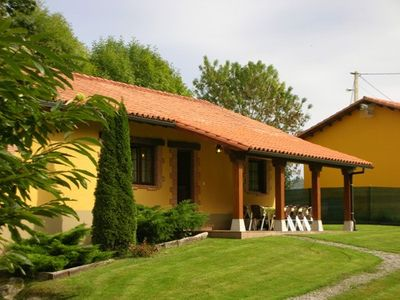 Photo for Rural house (full rental) El Robledal for 10 people
