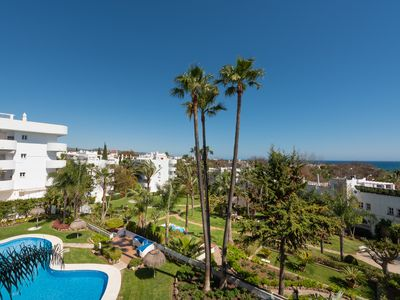 Photo for Apartment on Marbella´s Golden Mile
