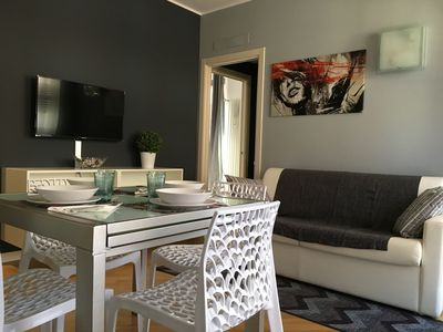 Photo for Apartment in the city center in a strategic position