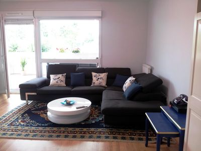 Photo for New 3 bedroom apartment located at 2KM FROM PARIS 13 em