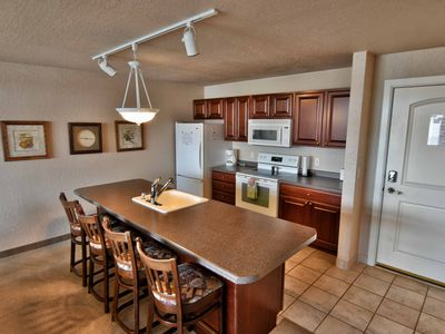 Photo for 2BD/ 2BA condo on Tagalong Golf Course overlooking Red Cedar lake