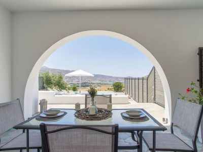 Photo for Vacation home Azzurro Villa in Paros - 4 persons, 2 bedrooms
