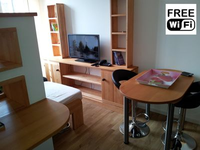 Photo for Modern apartment in Regensburg's Old Town Top-location