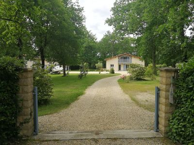 Photo for 3BR House Vacation Rental in Hourtin, Nouvelle-Aquitaine