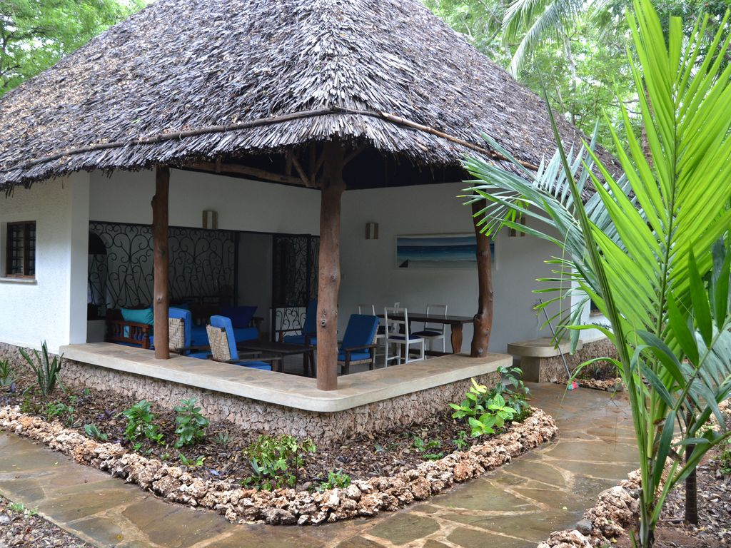 Watamu Beach Cottages Right On The Best In East Africa