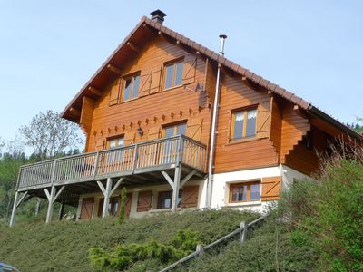 Photo for Large Chalet 14 pers mountains and sauna in La Bresse!