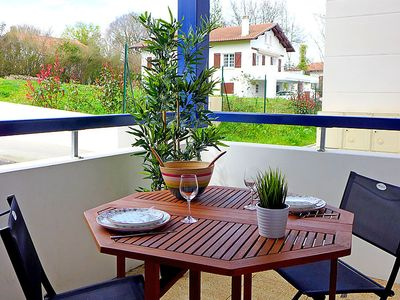 Photo for Apartment Le Clos Mattinenea  in Saint - Jean - de - Luz, Basque Country - 4 persons, 1 bedroom