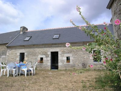 Photo for Character house Plobannalec in the countryside, Calme- to 5 km from the sea