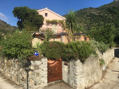 Photo for Beautiful Corsican house 15 minutes from the beaches