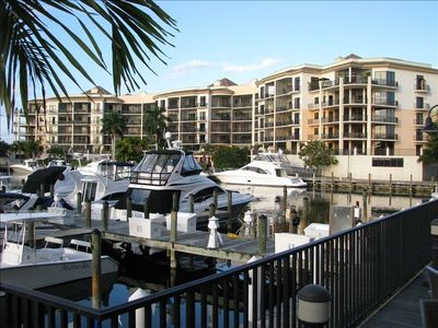 Photo for Cape Harbour 3 Bedroom Penthouse Condo / Marina View